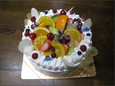 KATOのケーキ