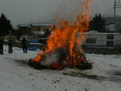 どんどん焼き2011