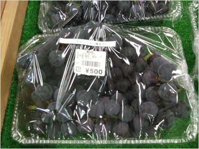 豊楽館の果物