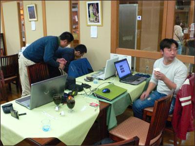 ブログ会議