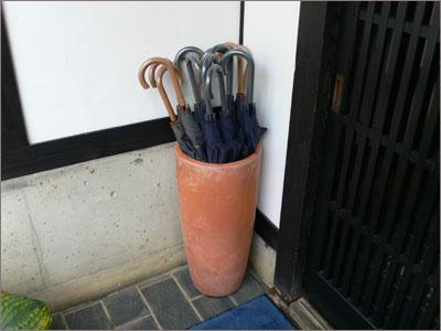 移動用の傘