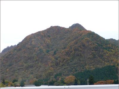 猿ヶ京温泉の紅葉
