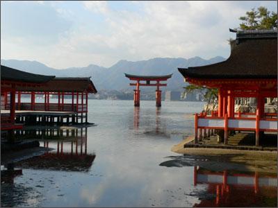 日本三景 安芸の宮島