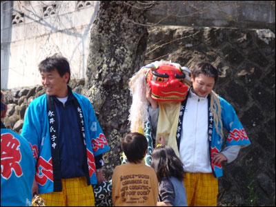 永井の春祭り