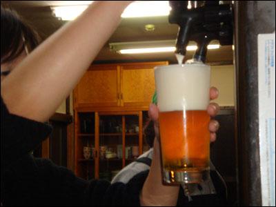 おいし生ビール
