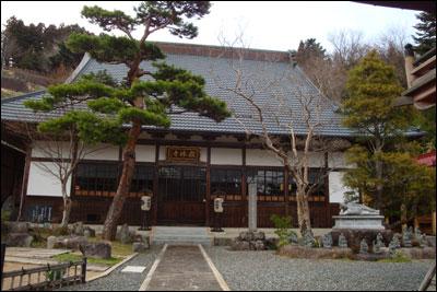 大峰山 嶽林寺(がくりんじ)-2