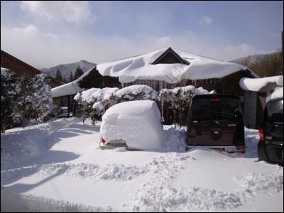 大雪のあと-2