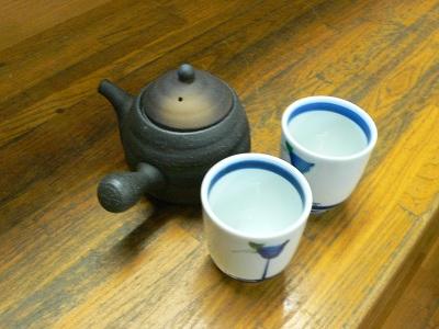 新しいお茶
