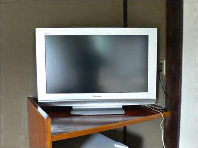 デジタルハイビジョンテレビ